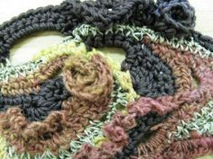Hooking Crazy: Free-form crochet