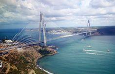 Yavuz Sultan Selim Köprüsü'nde intihar önlemi | 12-En Son Emlak Haberleri