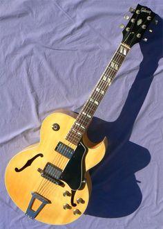 1981 Gibson ES-175DN Jazz Guitar, Music Instruments, Musical Instruments