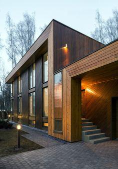 Russian House by Alexander Zhidkov