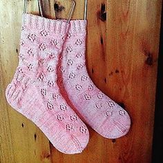 New Free & Fun KAL has already begun on Raverly! Here is a picture of the pattern for the HiyaHiya Cherry Blossom Socks (Cuff Down) below. The heel flap has been improved and not yet hown in this picture