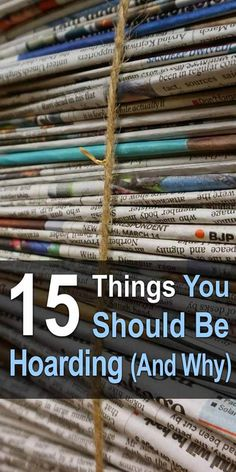 Discover thousands of images about Hoarding isn't always a bad thing. If you're a prepper, there are many useful items you should be hoarding. You never know when you'll need them. Survival Life Hacks, Survival Items, Survival Supplies, Emergency Supplies, Urban Survival, Survival Food, Homestead Survival, Wilderness Survival, Survival Prepping