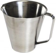Sunnex Stainless Steel Measuring Jug 1 Litre & 2 Litre measuring jug Dishwasher  #Sunnex