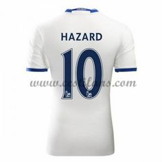 Chelsea Fotbalové Dresy 2016-17 Hazard 10 3rd dres