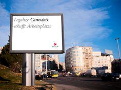 Legalize CANNABIS schafft Arbeitsplätze #wendesatz