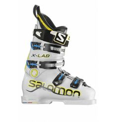 Powerful, precise and soft, the Salomon X-Lab 110 is a top level race boot designed in collaboration with World Cup athletes. This boot is softer, for lighter skiers and those who prefer a more supple flex.   The world's best athletes work with Salomon's engineers, designers and product developers to guarantee the highest possible performace. Your success is our passion! Ski Boots, Designer Boots, Sport, Engineers, Whats New, Athletes, Skiing, Designers, Success