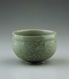Ceramic bowl, Korean, Goryeo dynasty, 11th–12th century