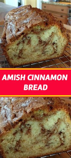 amish bread Amish Cinnamon Bread, also known as Amish Friendship Bread, is a delicious baked good that can be enjoyed during any season but is particularly desirable during the fall and winter months. Just Desserts, Delicious Desserts, Dessert Recipes, Italian Desserts, Snacks Recipes, Burger Recipes, Recipes Dinner, Italian Recipes, Appetizer Recipes