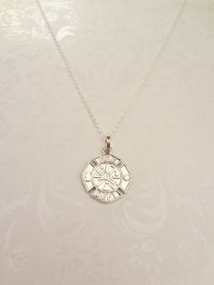 JewelsObsession Sterling Silver 15mm I Love My Volunteer Charm w//Lobster Clasp
