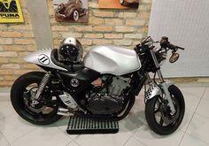 CB 500 Sophile Choppers | Garagem Cafe Racer