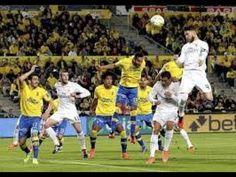 Real Madrid vs Las Palmas La Liga 3 - 0 Real win Highlights score