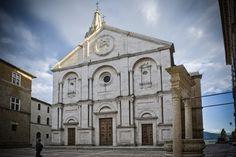 Duomo di Pienza - Toscana - Italia