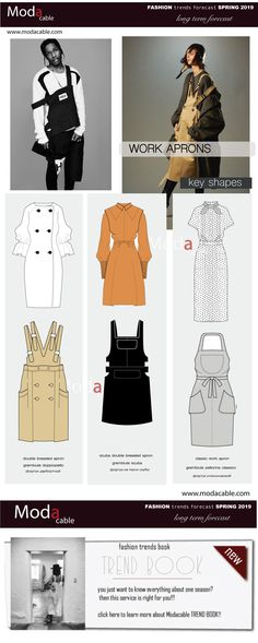 spring fashion trends that looks stunning! Mod Fashion, Fashion Flats, Trendy Fashion, Fashion Outfits, Spring Fashion Trends, Latest Fashion Trends, Spring Summer Fashion, Trends 2018, Work Aprons