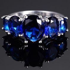 Mystic Rainbow Fashion Ring - GemiJewels