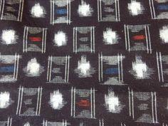 Kasuri, a method of weaving