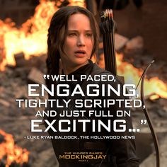 Ring in the New Year with one of the biggest films of the year! #Mockingjay Part 1 TIX: Hungrgam.es/MJtix