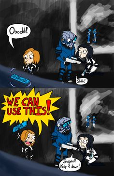 Funny Mass Effect 3 Ending | Reply #1608 on: Apr 18, 2011, 04:57:20 AM »