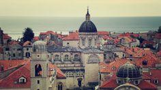 . Dubrovnik, Photo Art, Taj Mahal, Building, Travel, World, Pintura, Art, Cities