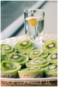 Raw Key Lime Tart. It's easy, delicious, and so nutritious. Perfect for the sunny days.