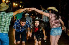 Cotton Eye Joe, and country music is fun!!!