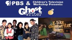 ghostwriter tv show - Google Search Love The 90s, Favorite Tv Shows, My Favorite Things, Kids Shows, Do You Remember, Good Times, Tv Series, Nostalgia, Ghostwriter