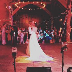The Nameless Three captured this stage-eye-view of Rebecca & Russell's #firstdance when they performed at their wedding on 07-08-16.  #AliveNetwork #WeddingBand #Music #Entertainment #Wedding #Weddings #BrideToBe #WeddingInspiration #WeddingMusic #WeddingEntertainment #WeddingFun #WeddingMusic #WeddingBand #WeddingPlanning #WeddingDay #BridalInspiration #SheSaidYes #Ido  #WeddingIdeas #Bride #Love #Bridal #Groom #Engaged #Engagement #JustMarried #RockandRollBride #RockMyWedding #OnceWed