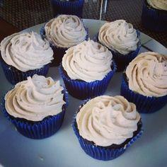 #cupcake #mocha #café #coffee #expresso #frosting