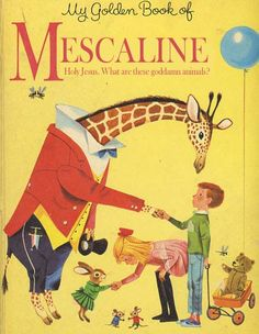 Mescaline: Just go with it... --This world is really awesome. The woman who make…