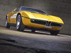 Deze Maserati Bora 4.7 is nieuw geleverd in Italië in 1973 en wordt nu te koop aangeboden door veilinghuis Bonhams. In 1976 vond de Bora een Zweedse koper..