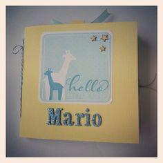 Y ya podéis ver este mini álbum de bebé si os venís al facebook!!!! #scrap #scrapbook #scrapbooking #mini  #minialbum #minialbumbebe #feitoaman #hechoamano #handmade #handmadewithlove #diy #buenapieza