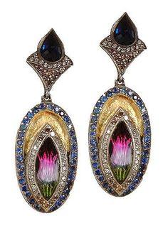 beautyblingjewelry:  Sevan Bicakci, Tulip fashion love
