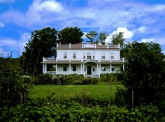 """The Beekman Mansion- scene of the """"crime"""", setting for """"The Bucolic Plague"""". Lovely, witty, warm."""