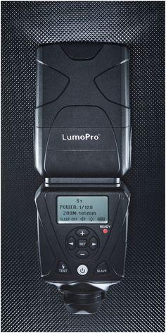 Strobist: LumoPro LP180 Speedlight: Full Walk-Thru