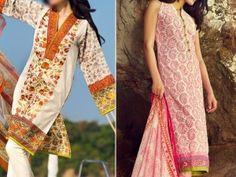 Sana Safinaz Embroidered Suit