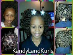 Awww Little Cutie With A Bantu Knot Out - http://community.blackhairinformation.com/hairstyle-gallery/kids-hairstyles/awww-little-cutie-bantu-knot/#kidshairstyles