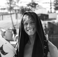 John John Florence all smiles today at the #QuikPro #GoldCoast