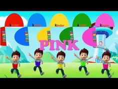 Colors for children to learn with color RYDER Paw Patrol, Learning video...