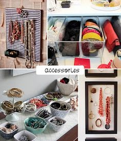 Etsy Greek Street Team: Jewelry and workspace orginizing tips