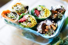 Start the New Year with WRAPS (gluten-free and low fodmap)