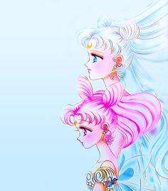 Artwork by Naoko Takeuchi for Sailor Moon