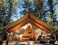 amazing tent resort