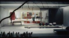 saarinen-miller-house-patio-area.jpg (2000×1119)