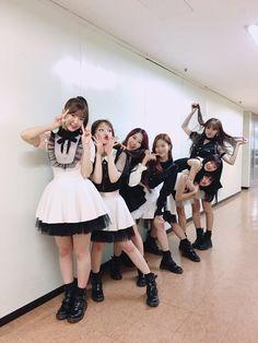 Oh my girl Kpop Girl Groups, Korean Girl Groups, Kpop Girls, Kpop Costume, Costumes, Rapper, Arin Oh My Girl, Kawaii Fashion, Ballerina