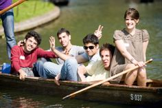 Punting activity