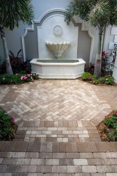 Patio Paver Patterns U0026 Design: Trends In Paver Laying Patterns