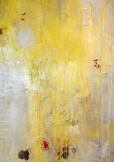 Abstract - Melissa Key Abstract Images, Art Images, Abstract Art, Abstract Paintings, Pablo Picasso, Multimedia Arts, Yellow Art, Cool Art, Awesome Art