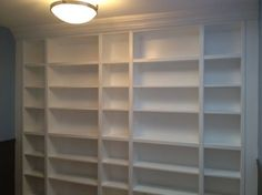Billy Bookcase Builtins