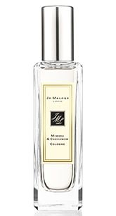 Really warm and comforting, while also beautiful: Mimosa & Cardamom Cologne
