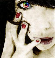 in my eyes in my soul