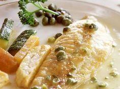 Seezunge in Kapern-Zitronen-Butter ist ein Rezept mit frischen Zutaten aus der Kategorie Fisch. Probieren Sie dieses und weitere Rezepte von EAT SMARTER!